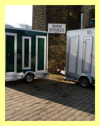 Sporting Loo & Toilet Hire
