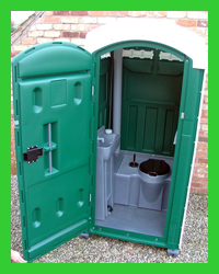 Wedding Toilet Rental