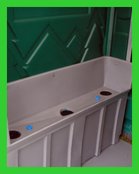 Portable Urinal Hire
